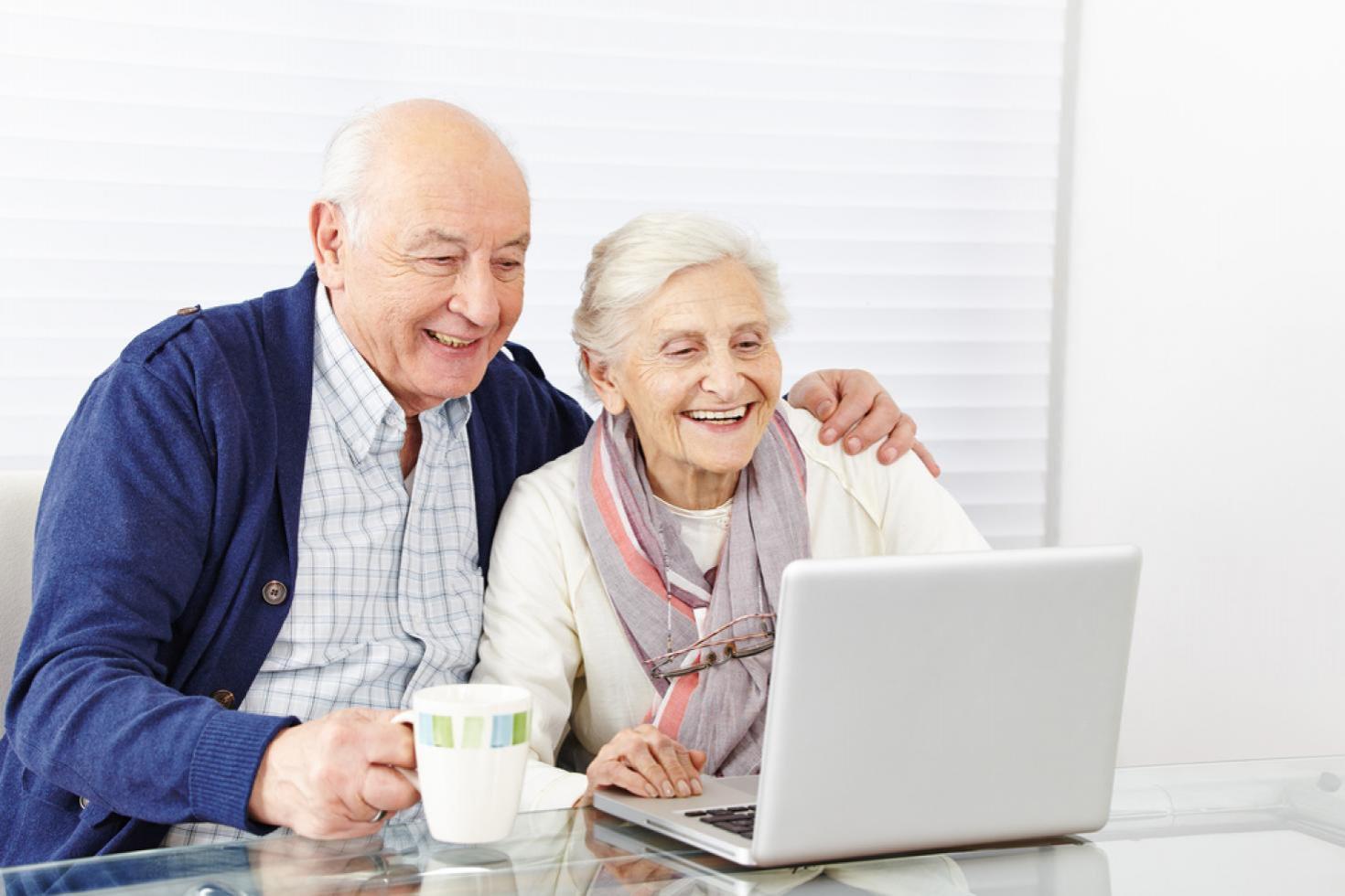 társkereső szolgáltatás időskorúak számára