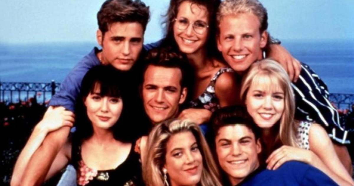 Beverly Hills 90210 társkereső karakterek