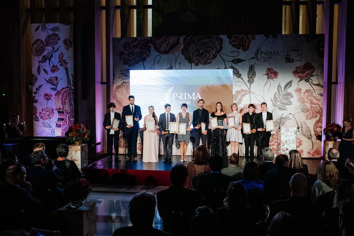 A zeneművészet fiatal tehetségeit díjazta az MVM Csoport