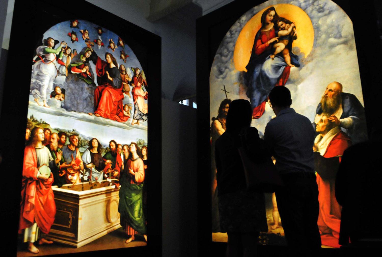 Nagyszabású kiállítással emlékeznek Raffaello halálának évfordulójára