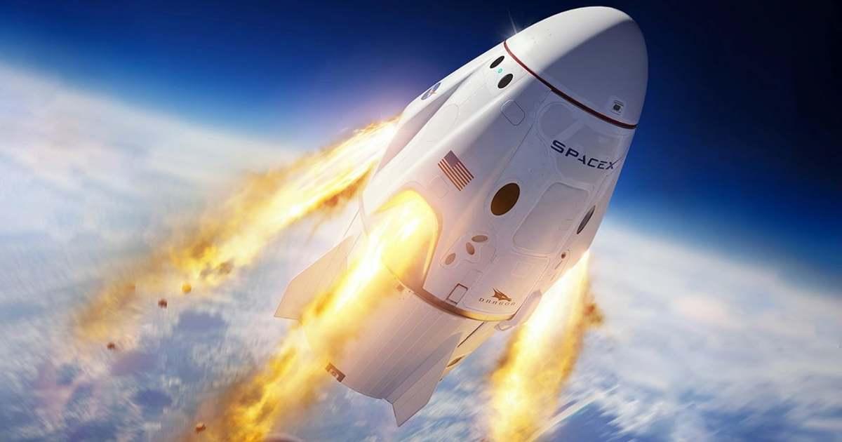 Űrbe megy idén a SpaceX – nem asztronauta személyzettel