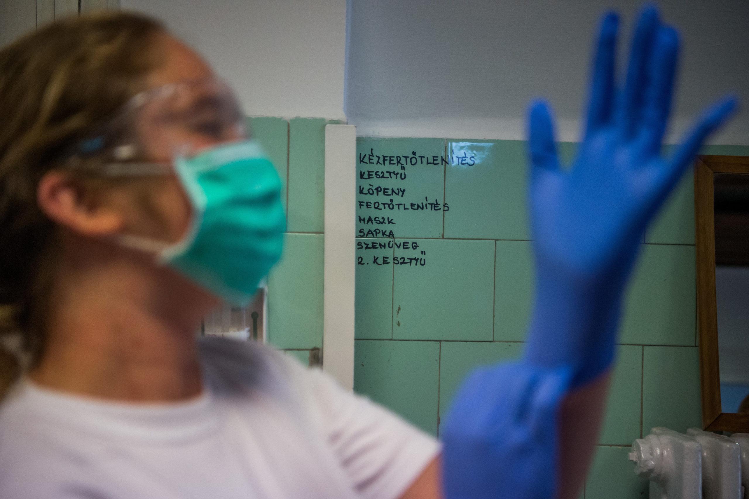 3816 főre nőtt a beazonosított fertőzöttek száma és elhunyt 4 krónikus beteg