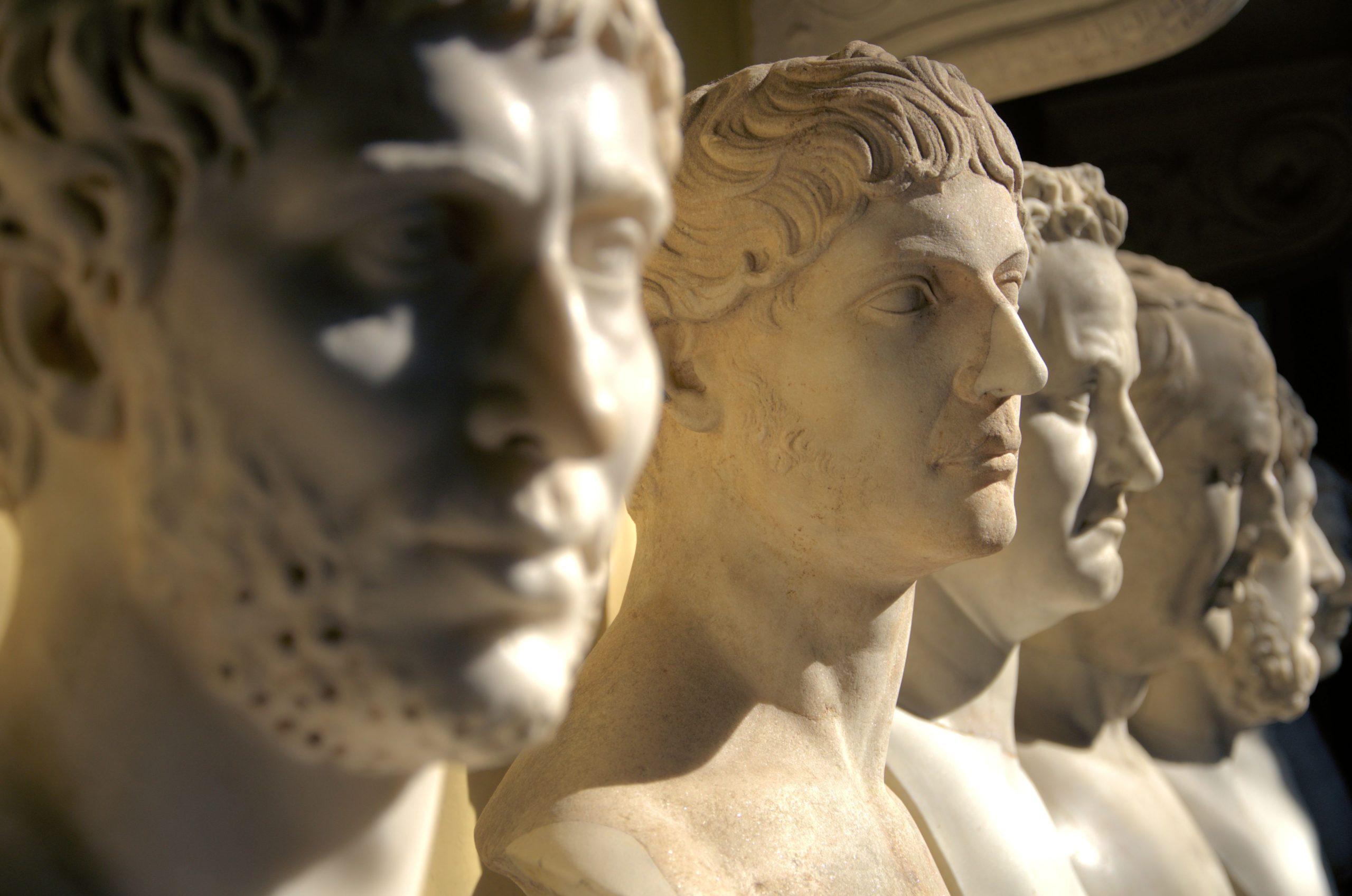 Előkerült Septimus Severus szobrának 35 éve ellopott feje