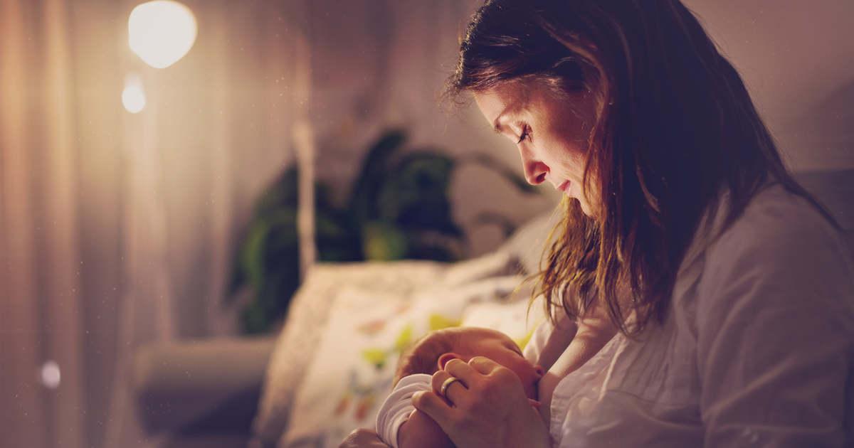 A beoltott szoptató anyák gyermekeiket is védik a koronavírus ellen