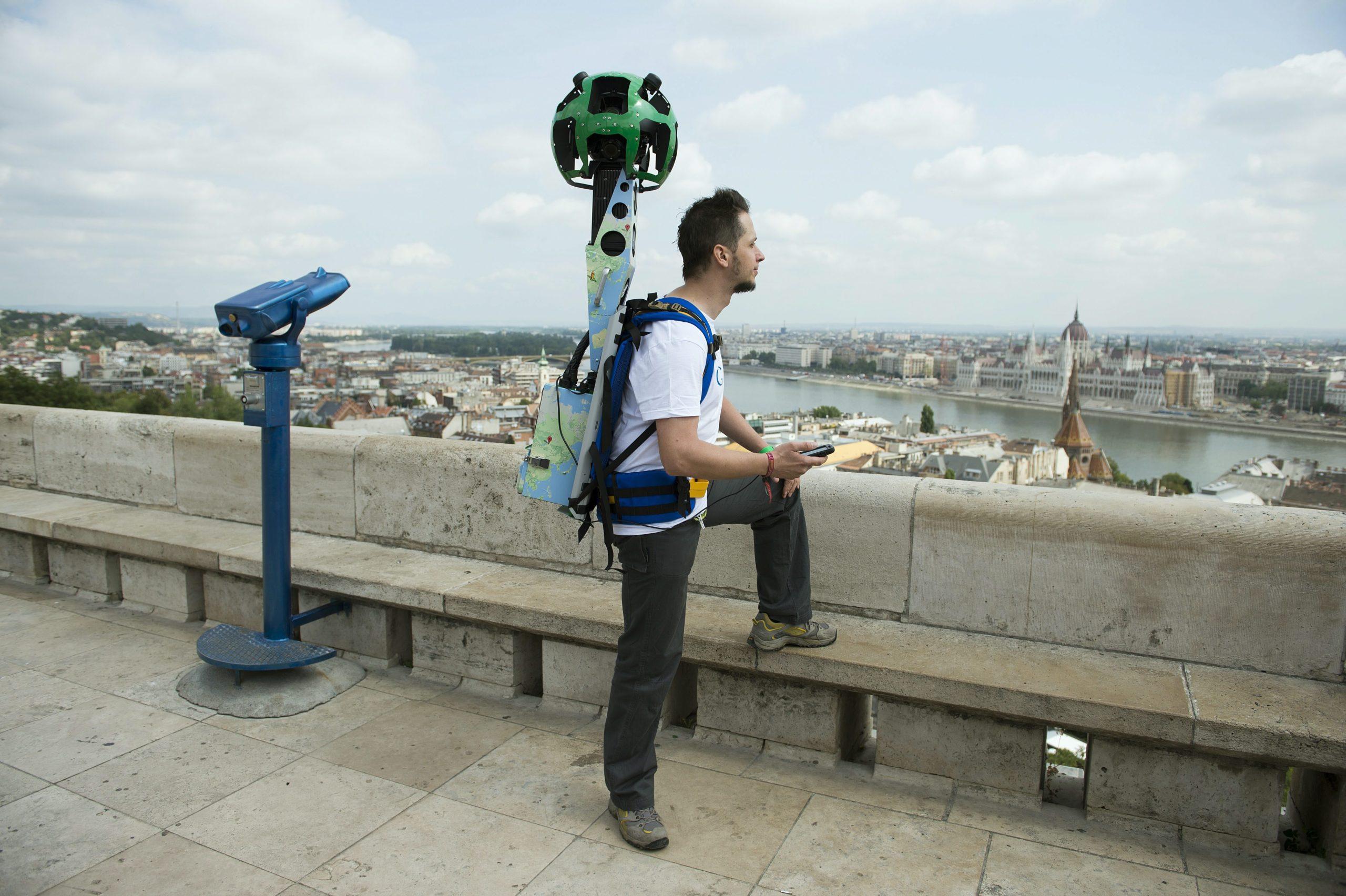 Visszatérnek a magyar utakra a Google Street View autói