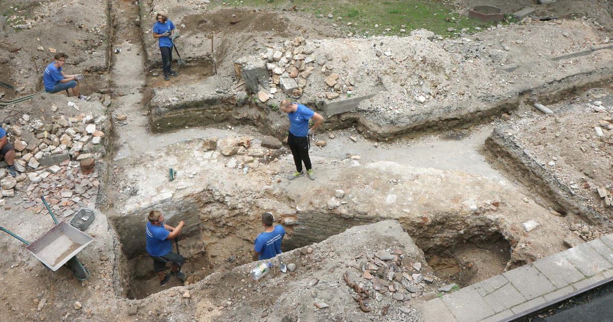 Megtalálták Vilnius nagyzsinagógájának központi részét | BAMA