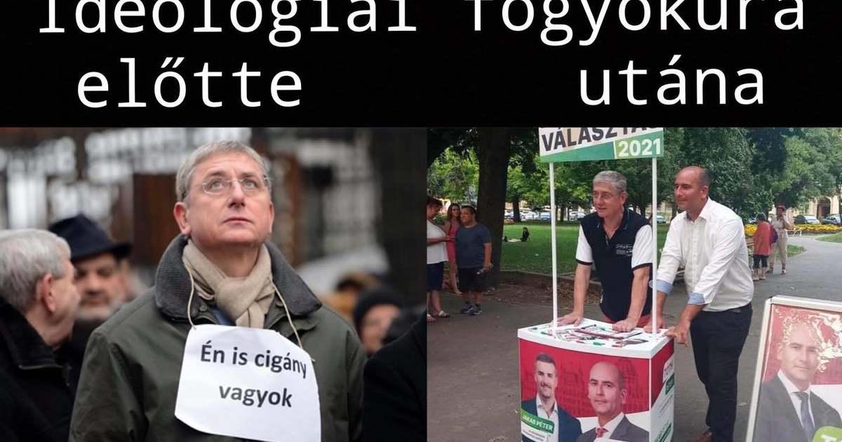Ideológiai fogyókúra: Gyurcsány Ferenc, Gyöngyösi Márton és a Jobbik esete | BAMA