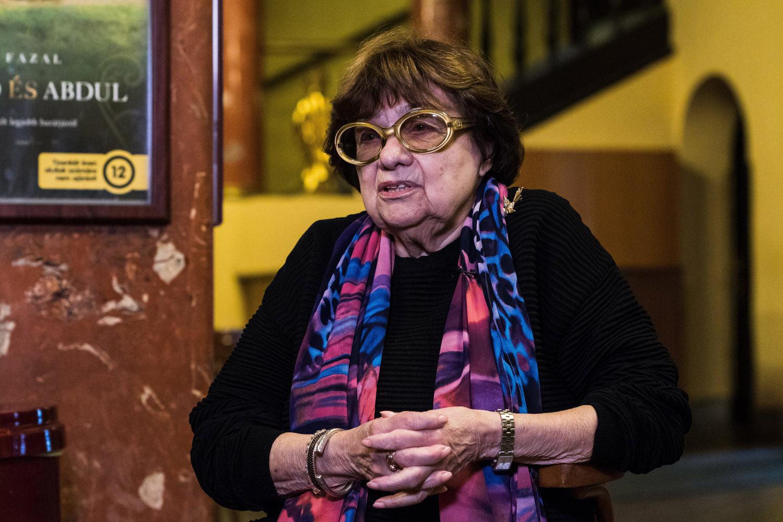 Mészáros Márta Kossuth-díjas filmrendező 90 éves