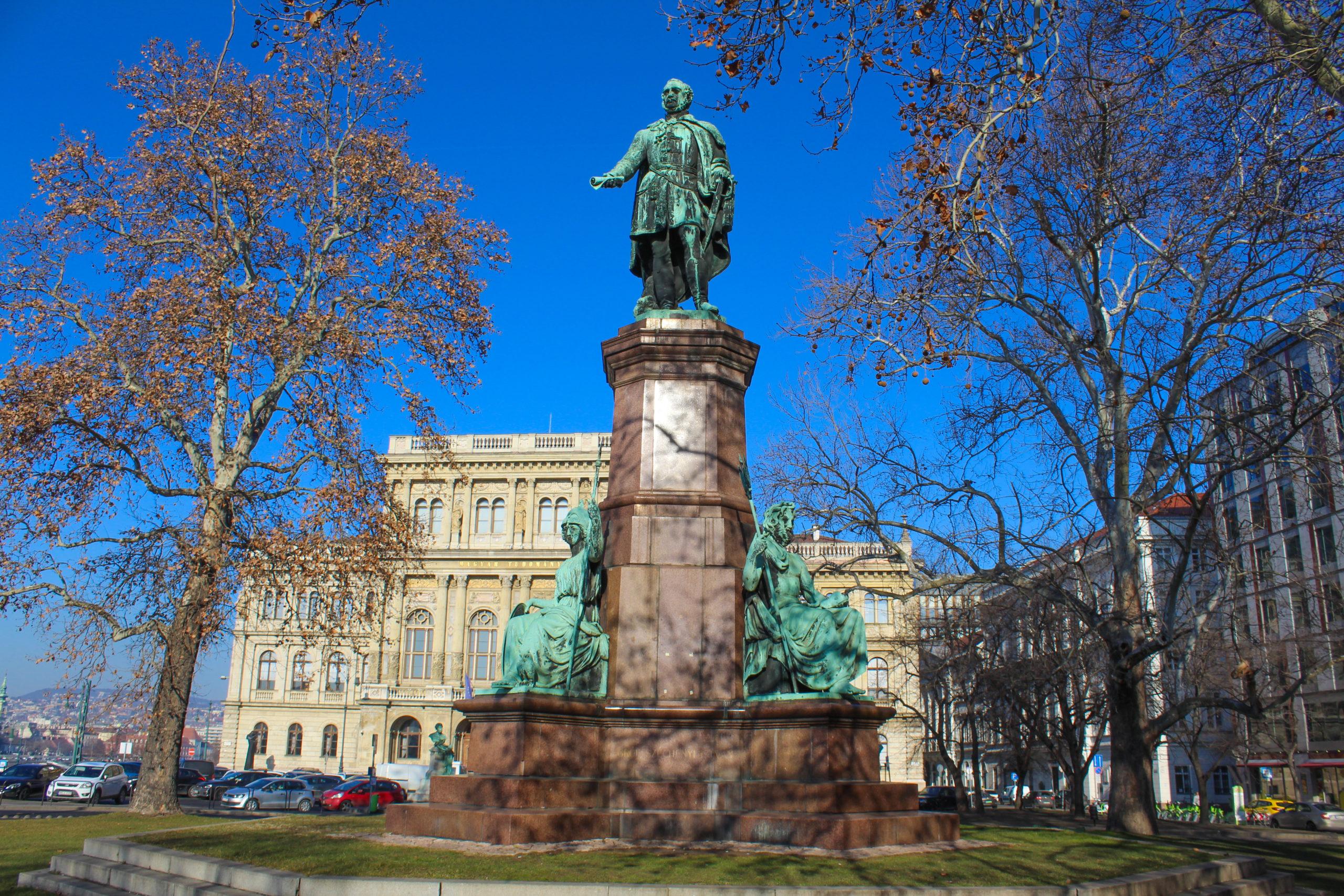 Széchenyi István születésének 230. évfordulójára emlékeztek